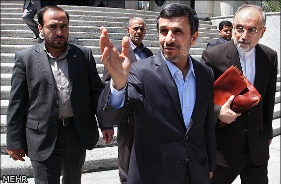 روایت صالحی از نقش احمدینژاد در برهم زدن تفاهم با امارات