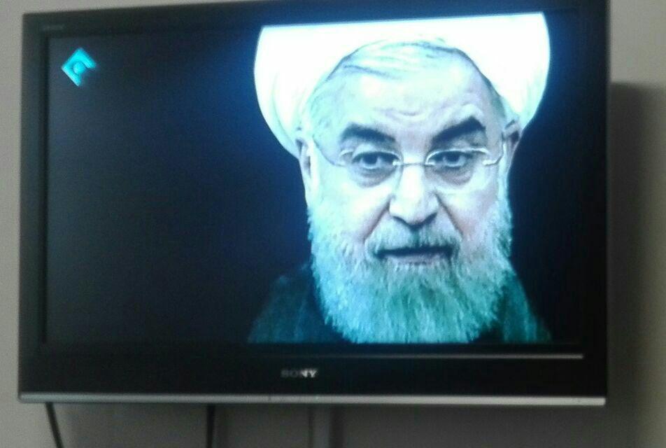 سانسور فیلم تبلیغاتی حسن روحانی در صداوسیما