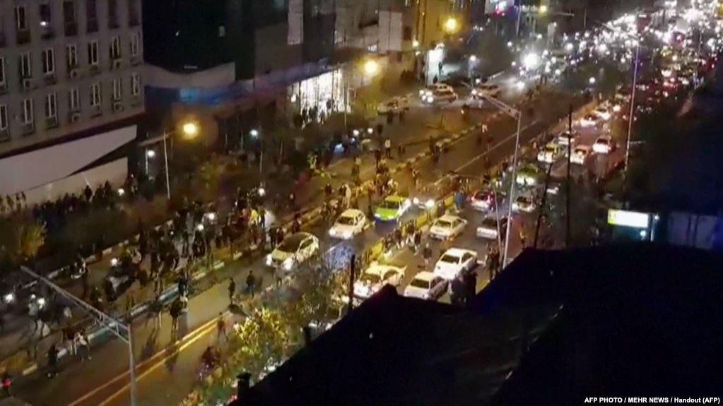 تعداد کشته شدگان تجمع های اخیر به ۲۲ نفر رسید