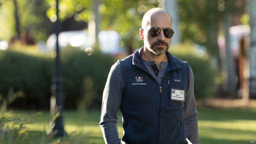 یک ایرانی- آمریکایی مدیر ارشد «اوبر» شد