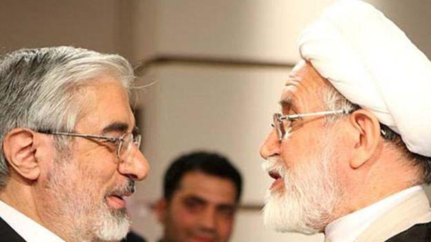 «قانون جرم سیاسی را برای موسوی و کروبی اعمال کنید»