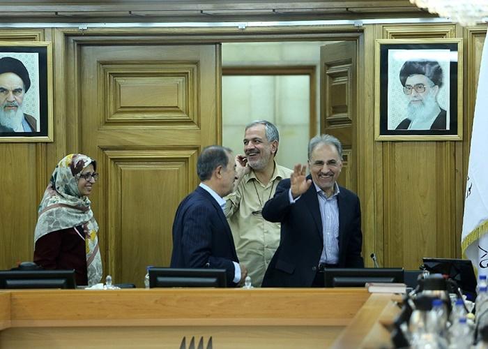 نجفی، گزینه اصلی شهرداری تهران