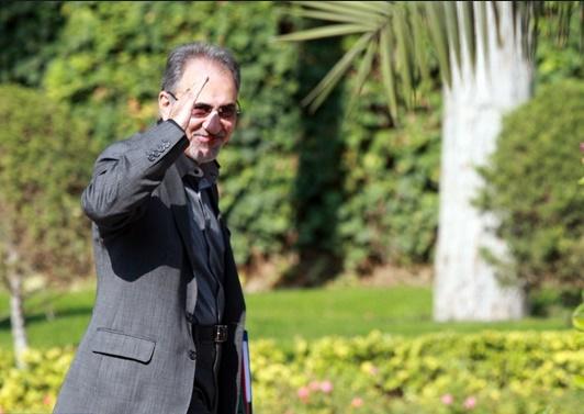 مرعشی: نجفی سمت شهردار تهران را پذیرفت