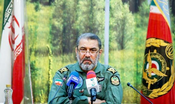 فرمانده هوانیروز ارتش: پاسخ ایران به معاندان سرب داغ است