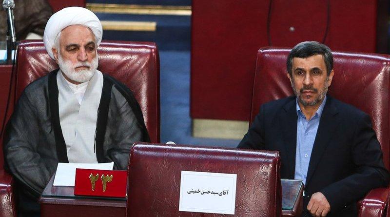 اژه ای احمدی نژاد را ««لات دهن هرز» خواند
