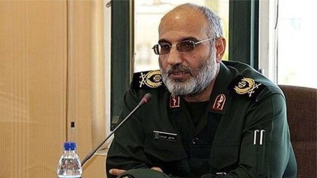 یک فرمانده سپاه: رهبری اجازه حضور خاتمی در حسینیهاش را نمی دهد