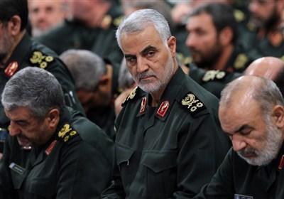 قاسم سلیمانی«پایان سیطره» داعش را اعلام کرد