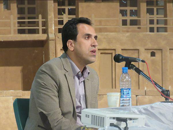 صلاحالدین خدیو، فعال مدنی کرد بازداشت شد
