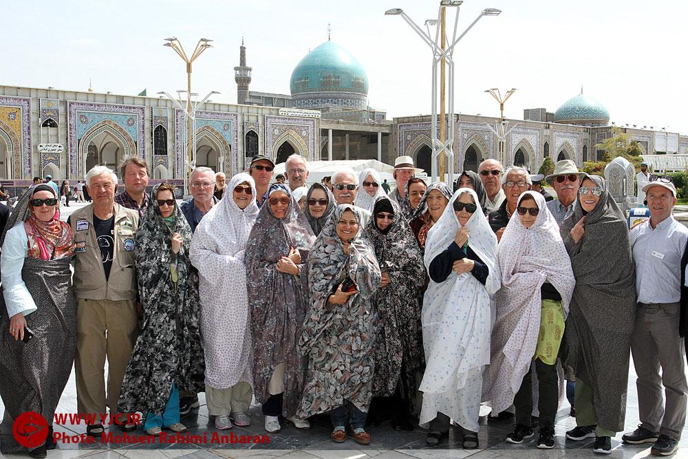 ریزش شدید آمار گردشگران مشهد