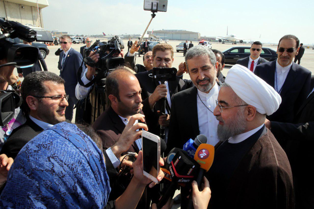کنایه اسماعیلی درباره تعداد همراهان روحانی و احمدی نژاد در سفر نیویورک