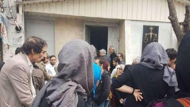اتهام «اقدام علیه امنیت ملی» برای بازداشتیهای ۸ مارس