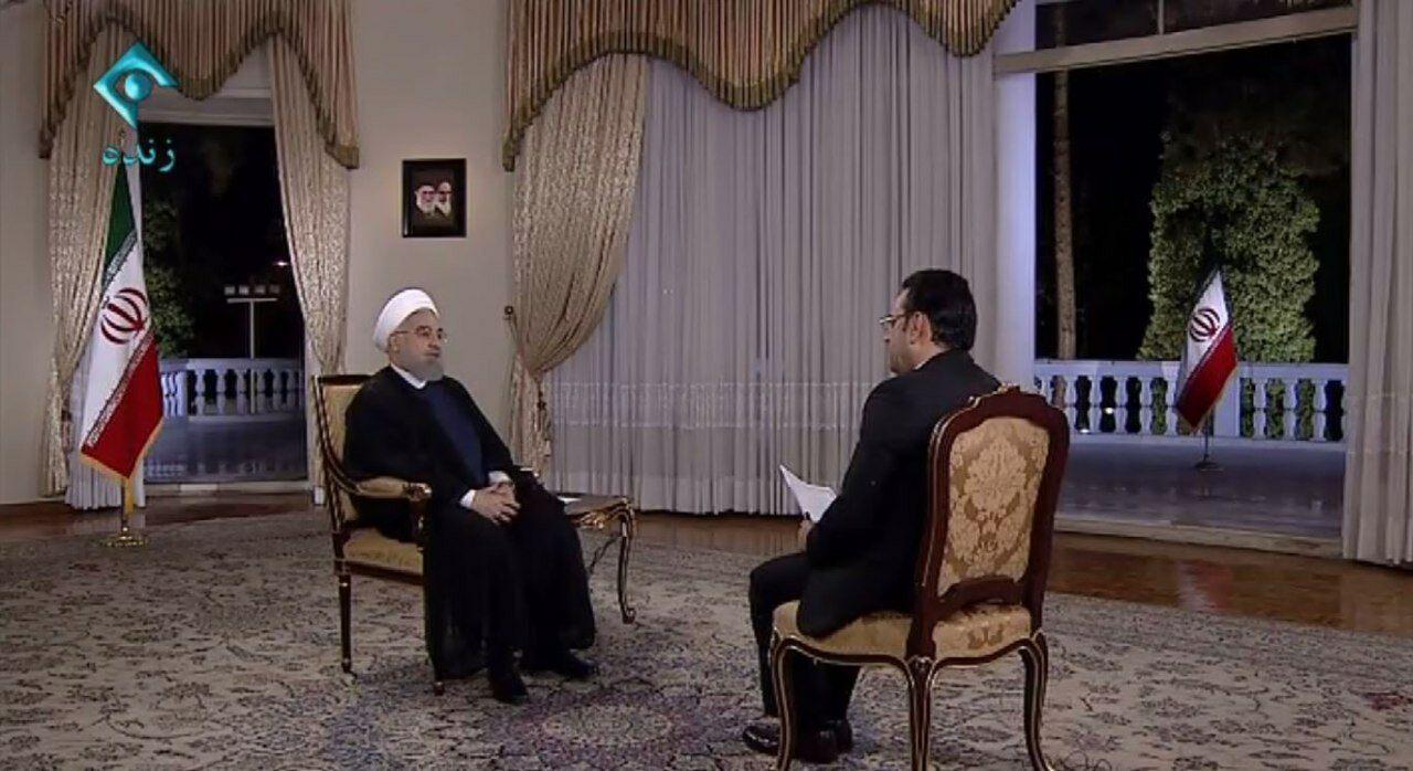 روحانی: معتقدیم انتخاب بهشت و جهنم برعهده مردم است، هیچ فردی را به زور نمی توان  هدایت کرد و باید همه را دعوت و تشویق کنیم