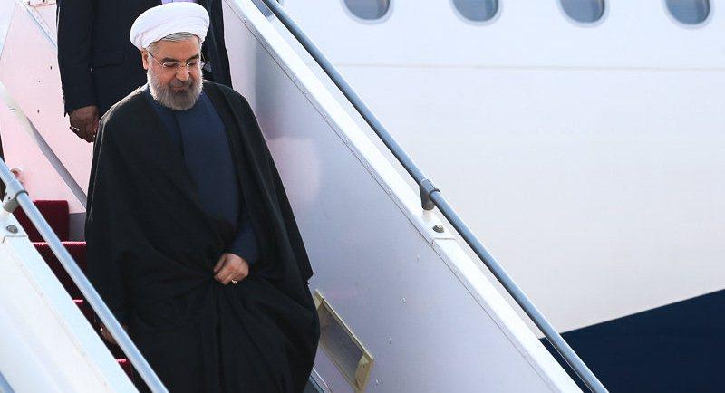 سفر روحانی به مشهد برای ارائه فهرست کابینه به رهبری