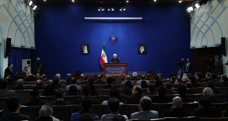 روحانی فردابه سئوالات خبرنگاران پاسخ می دهد