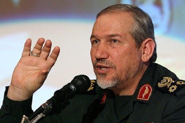 «آمریکا حمله کند پایگاه های نظامیاش ناامن میشود»