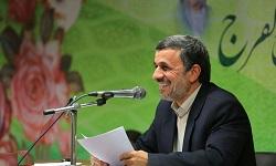 احمدی نژاد:اینها باید تشریف ببرند و ان شاء الله بزودی خواهند برد
