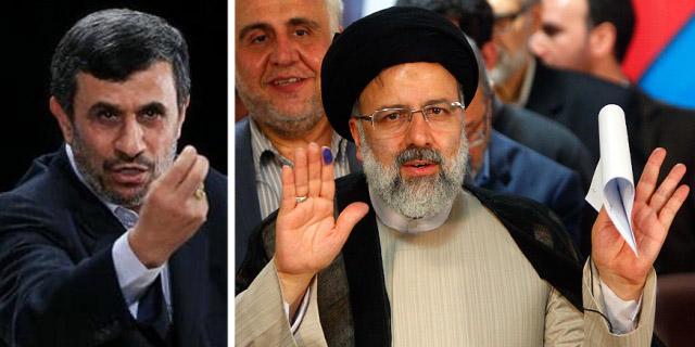 پیشنهاد برگزاری مناظره بین رییسی و احمدینژاد