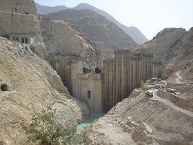 ورودی آب سدهای کشور 15 درصد کاهش یافت