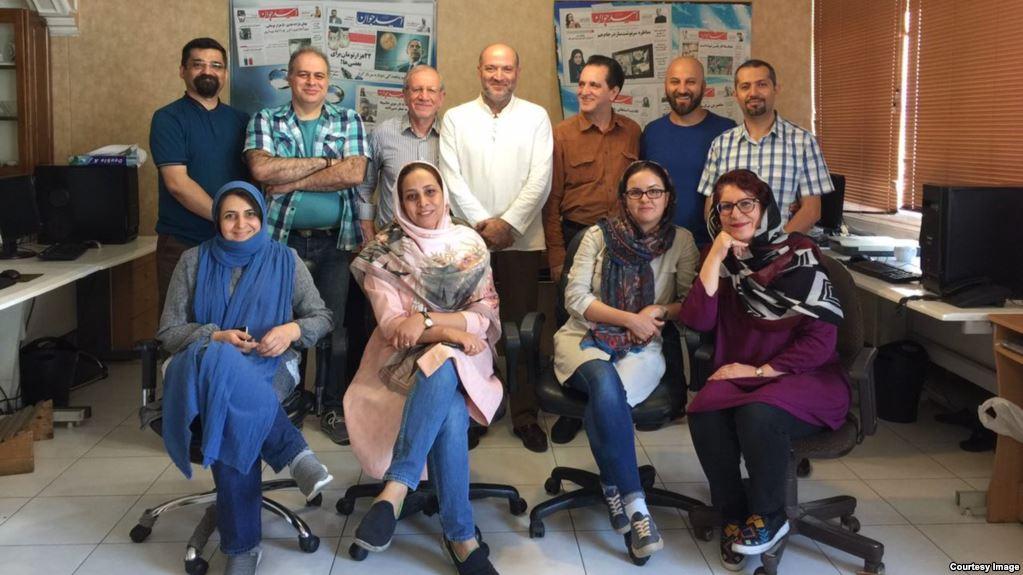 هیات مدیره انجمن صنفی روزنامهنگاران تهران استعفا کردند