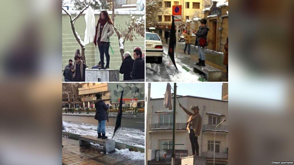 بازداشت ۲۹ نفر از معترضان به حجاب اجباری