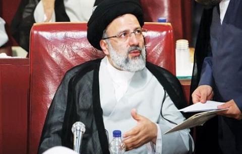 حمایت انصار حزبالله از رئیسی