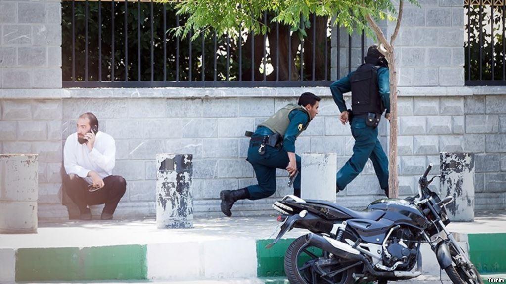 کشف اتوموبیل تروریستها در مرکز تهران