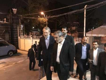 لاریجانی: همه باید نتیجه را قبول کنند