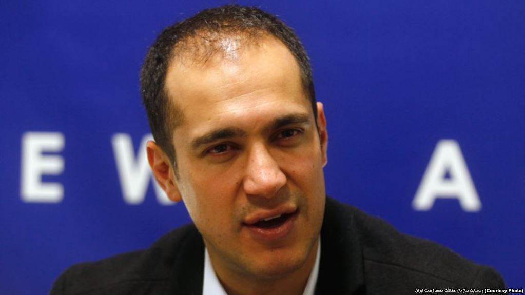 صادقی :کلانتری خبر بازداشت معاون سازمان محیط زیست را تائید کرد