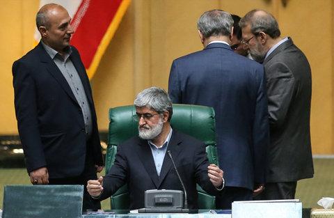 واکنشها به تلاش برای حذف مطهری از نایب رئیسی مجلس