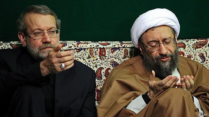 حمله تند احمدینژاد به صادق لاریجانی: بچههای من جاسوس نیستند