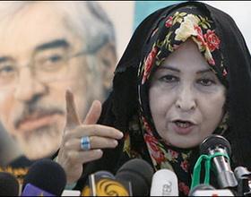 درخواست زهرا رهنورد:مادران زندانی را آزاد کنید و محکومیتشان به حصر من اضافه شود