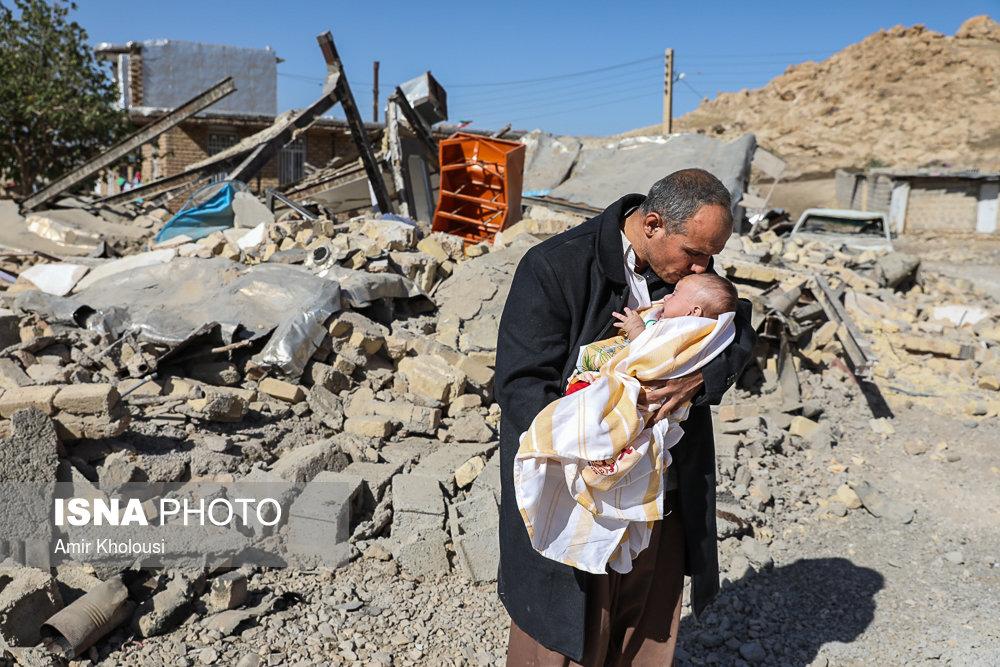 پایان عملیات اسکان اضطراری زلزلهزدگان