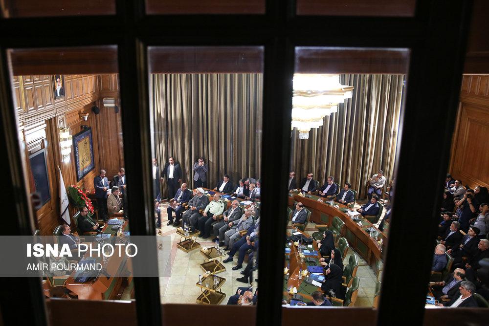اعضای ۶ کمیسیون تخصصی شورای شهر تهران انتخاب شدند
