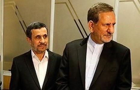 درخواست احمدینژاد برای پاسخ به جهانگیری در تلویزیون