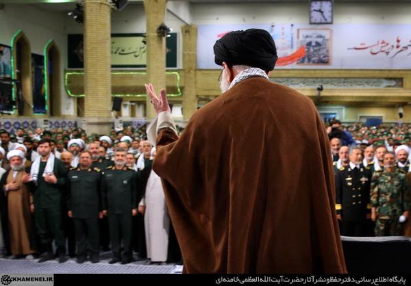 وعده رهبری:ایران عزیز در آیندهای نه چندان دور به همه اهداف انقلاب خواهد رسید