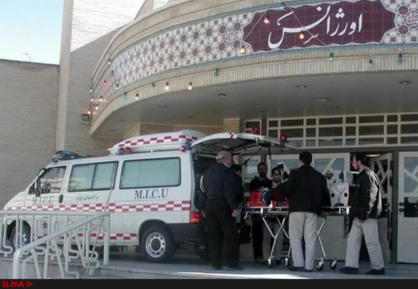 مسموم شدن۳۳۰ نفر در دزفول به دلیل نشست گاز کلر