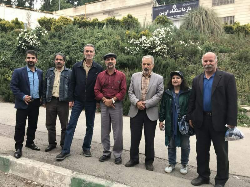 آزادی همه معلمان بجز محمد حبیبی