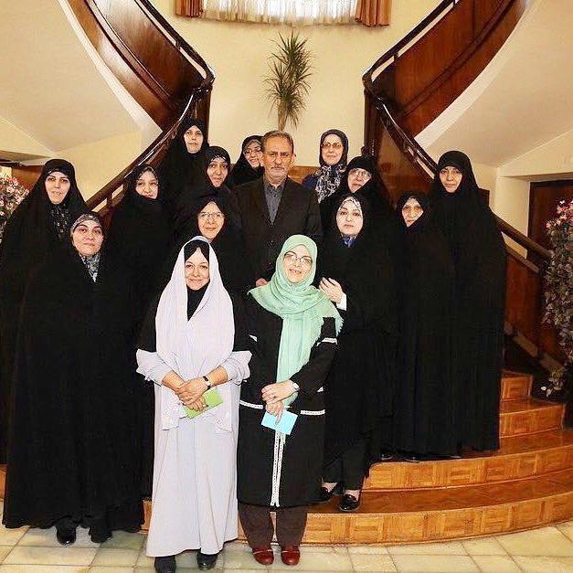ارائه فهرست نامزدهای زن وزارت به جهانگیری