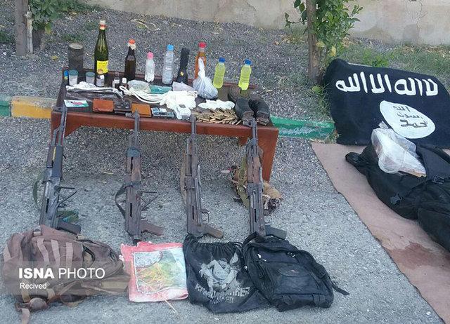 کشته شدن دوتبعه خارجی عضو داعش در هرمزگان