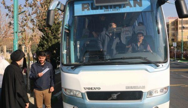 اتوبوس مجانی به نمازجمعه تعطیل شد