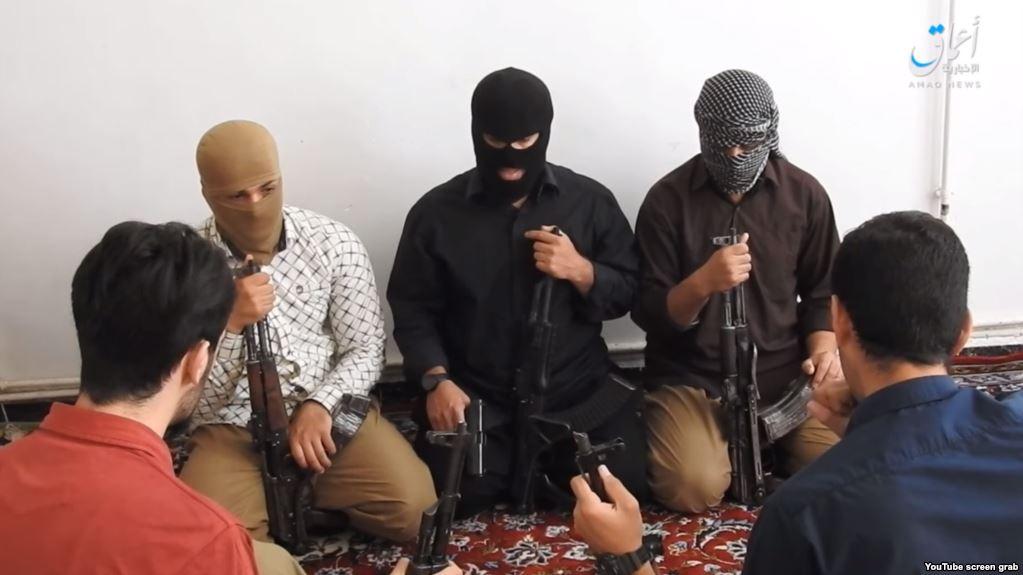 شناسایی مکان هم پیمان شدن تروریستها