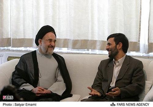 جوانفکر: خاتمی و احمدینژاد مناظره کنند