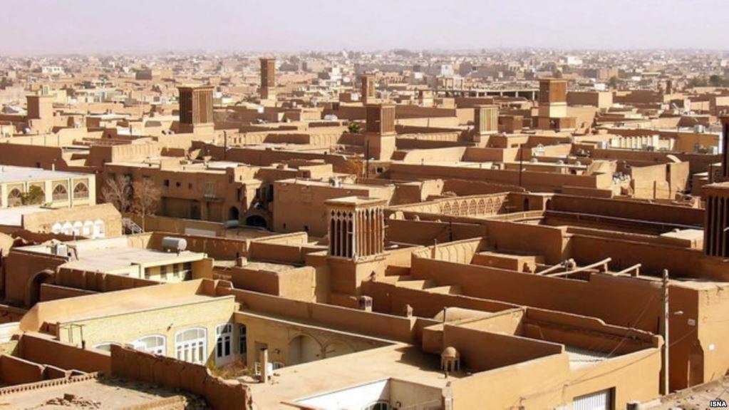 شهر یزد ثبت جهانی شد