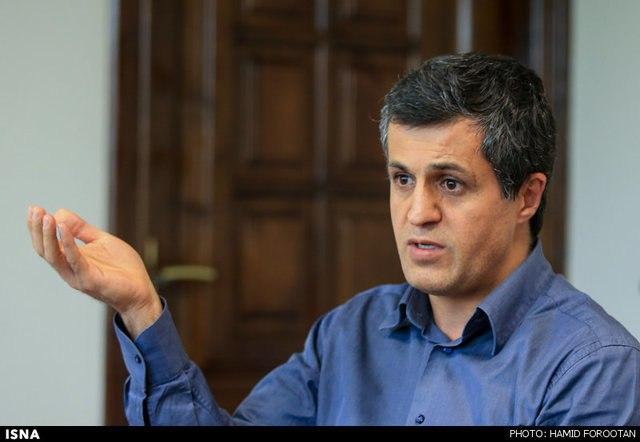 اختلال در سخنرانی یاسر هاشمی در مشهد