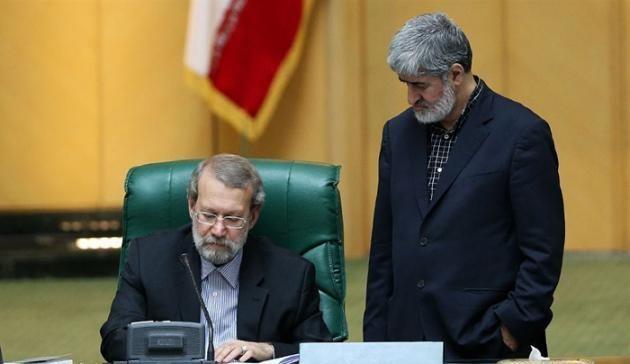 واکنش علی مطهری به شایعه تابعیت خارجی فرزندان لاریجانی