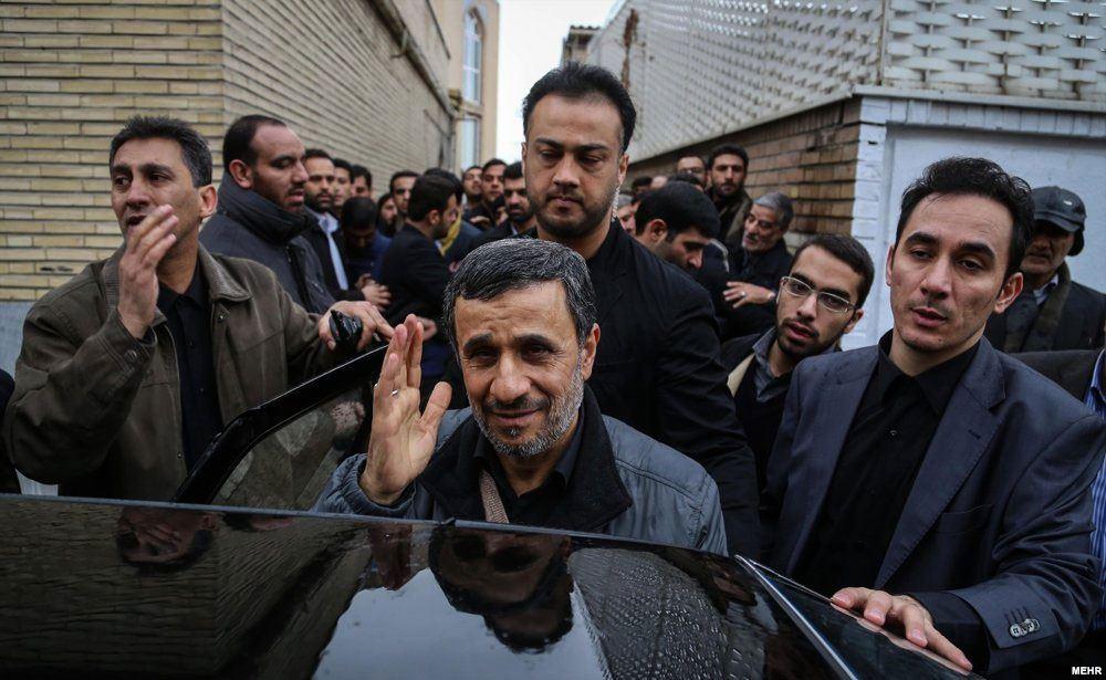 تهدید سپاه انصارالمهدی به شکایت از احمدینژاد