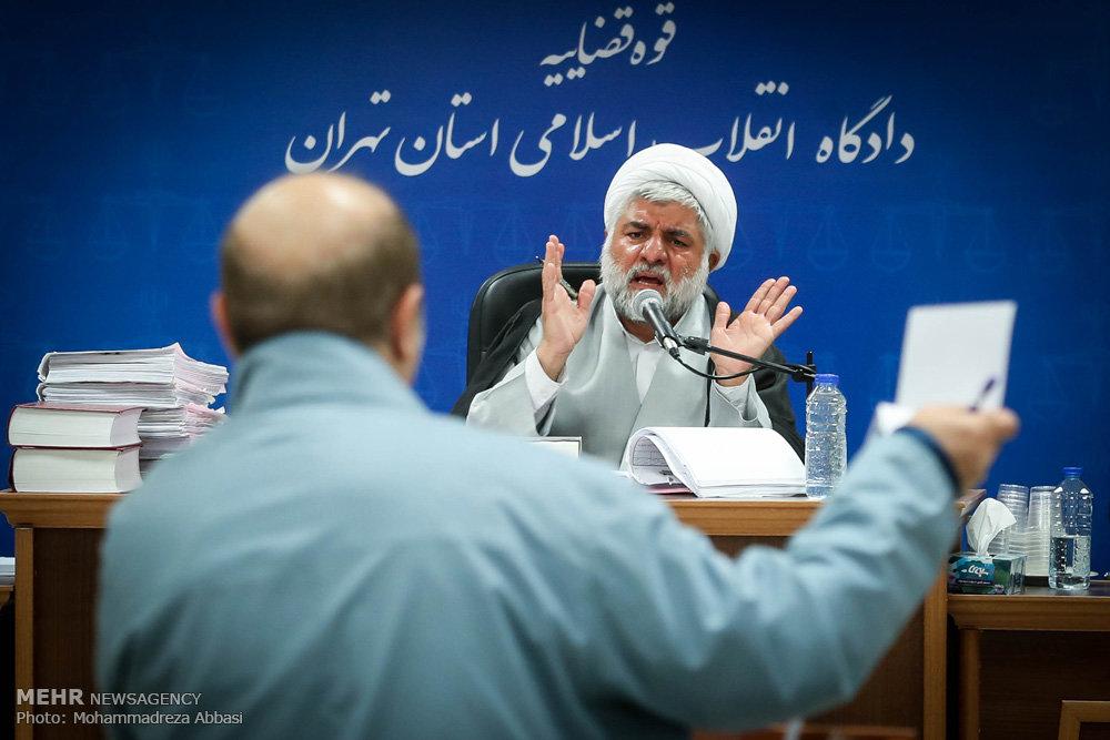 دومین جلسه متهمان ردیف دوم و سوم پرونده زنجانی