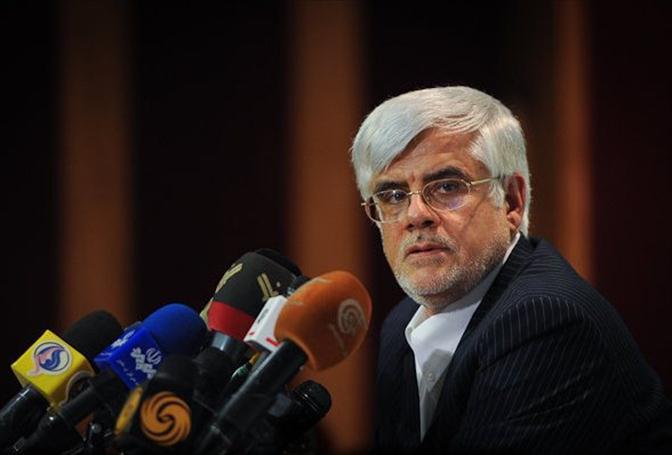 واکنش عارف به سوال در مورد نامزدی همزمان جهانگیری و روحانی: چرا اصولگرایان با چند کاندیدا آمدهاند؟