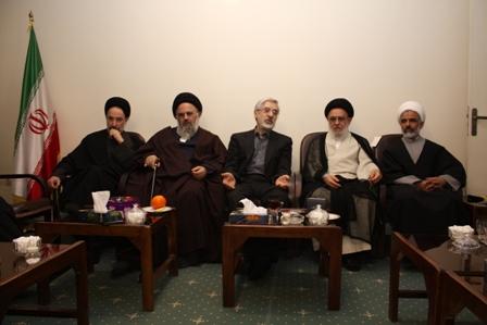حمایت مجمع روحانیون مبارز از روحانی