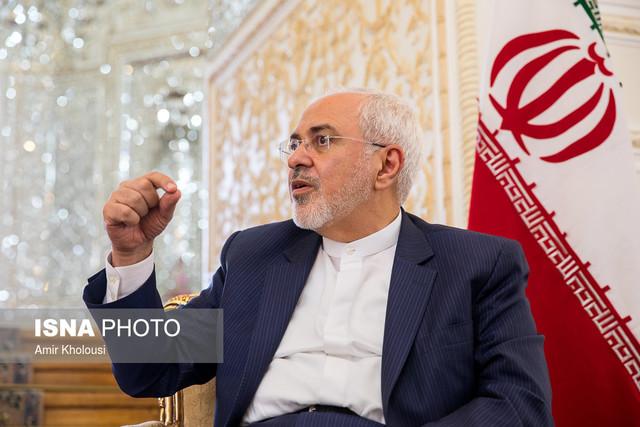 ظریف: نتانیاهو بی جا کرده است